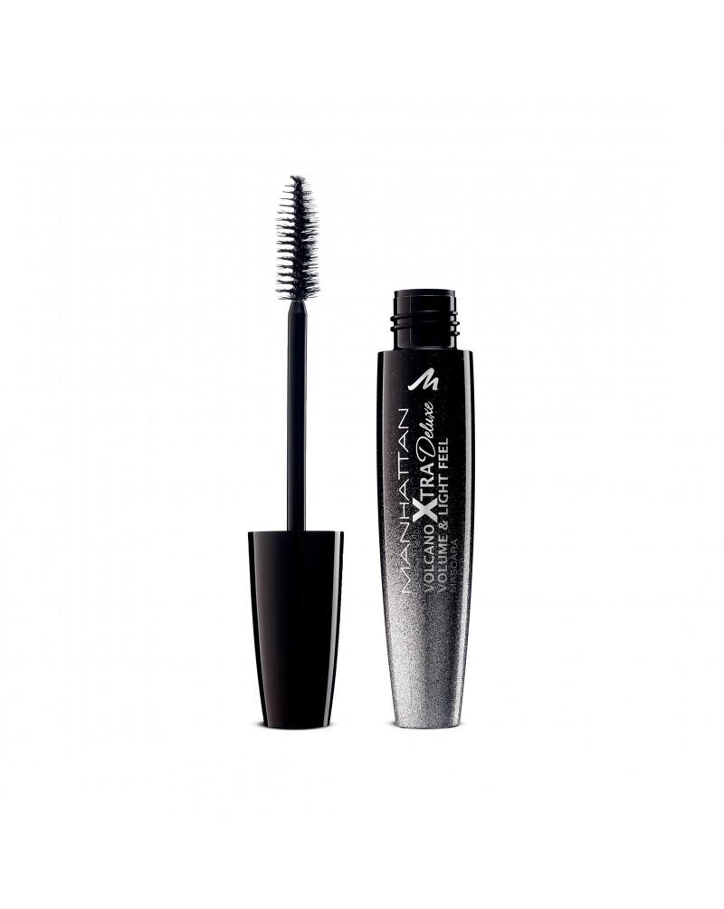 "MANHATTAN Cosmetics Wimperntusche Volcano Xtra Deluxe Mascara Black 1010Z Тушь для ресниц ""Экстра объем и стойкость"", цвет черный, 10 мл"