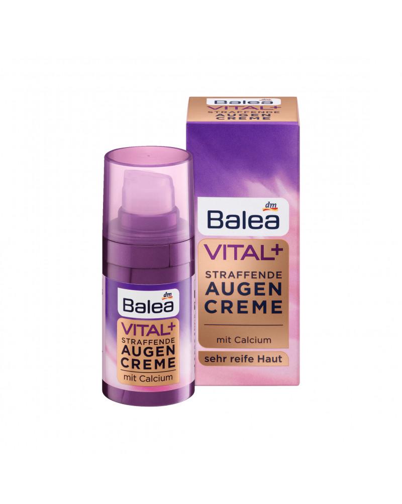 Augencreme VITAL+  Крем для кожи вокруг глаз укрепляющий с маслом амаранта, 15 мл
