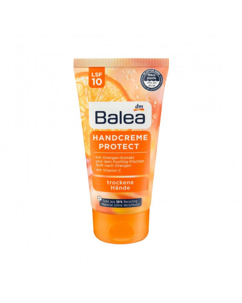 Handcreme Protect mit Vitamin C + LSF 10 Крем для рук с витамином С и защитой SPF 10, 75 мл