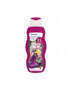 """Kids Shower & Shampoo 3in1 Mutige Fee Шампунь, кондиционер и гель для душа 3В1 """"Смелая фея"""", с ароматом черешни, 200 мл"""