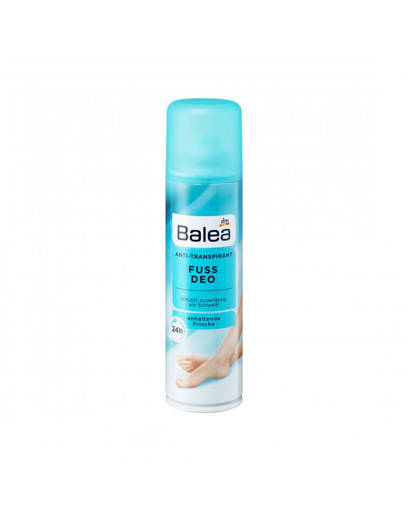 Balea Fuß Deospray Дезодорант для ног, 200 мл