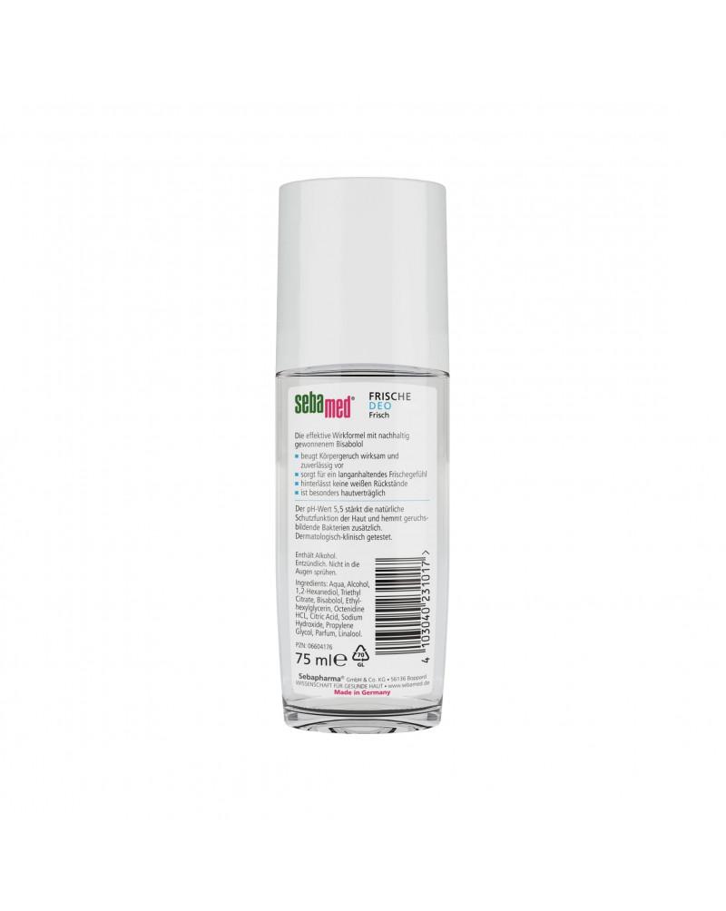 Deo Spray frisch Дезодорант-спрей для чувствительной кожи, 75 мл.