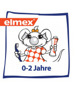 Zahnbürste Kinder Lernzahnbürste + Zahnpasta weich, 0 bis 2 Jahre Обучающая зубная щетка для детей, мягкая + зубная паста от 0 до 2 лет, 1 шт., 12 мл.