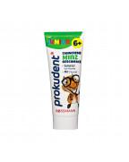 Junior Zahncreme Зубной паста для детей с 6 лет, со вкусом мяты, 75 мл