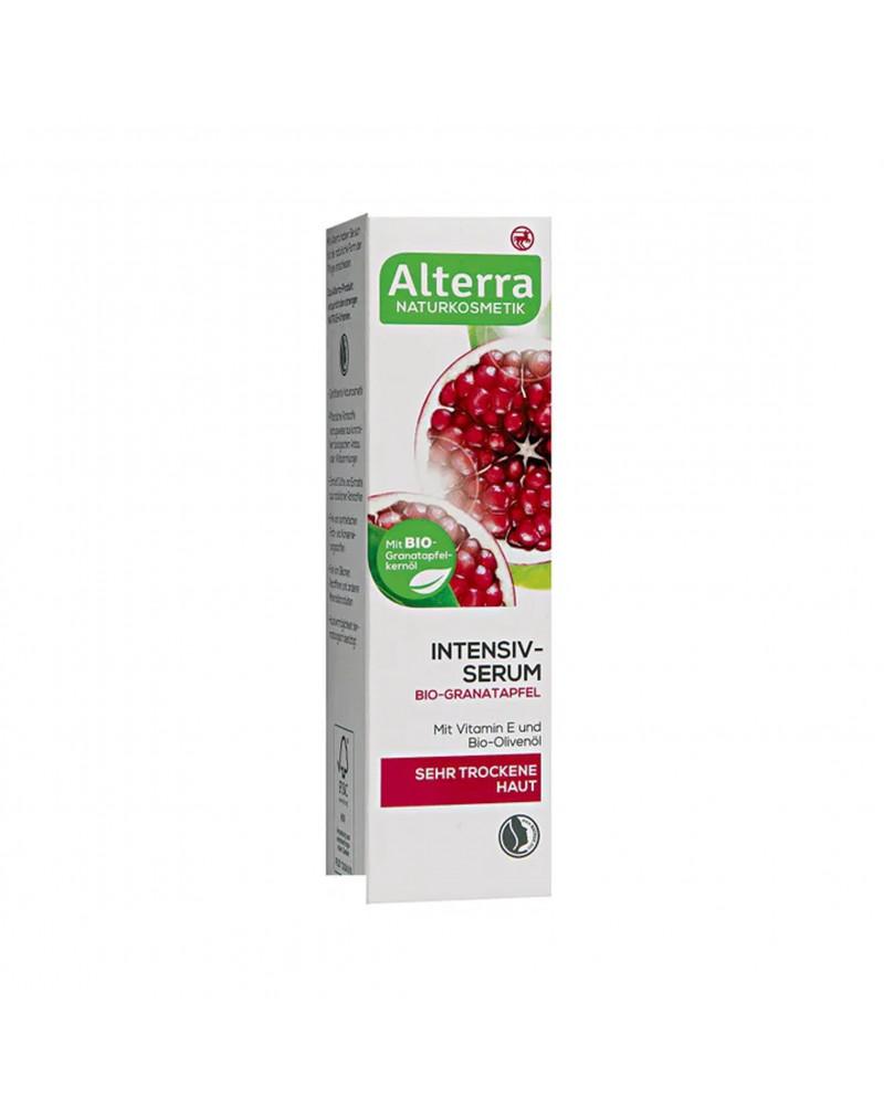 Intensiv-Serum Bio-Granatapfel Интенсивная сыворотка с экстрактом граната, 30 мл