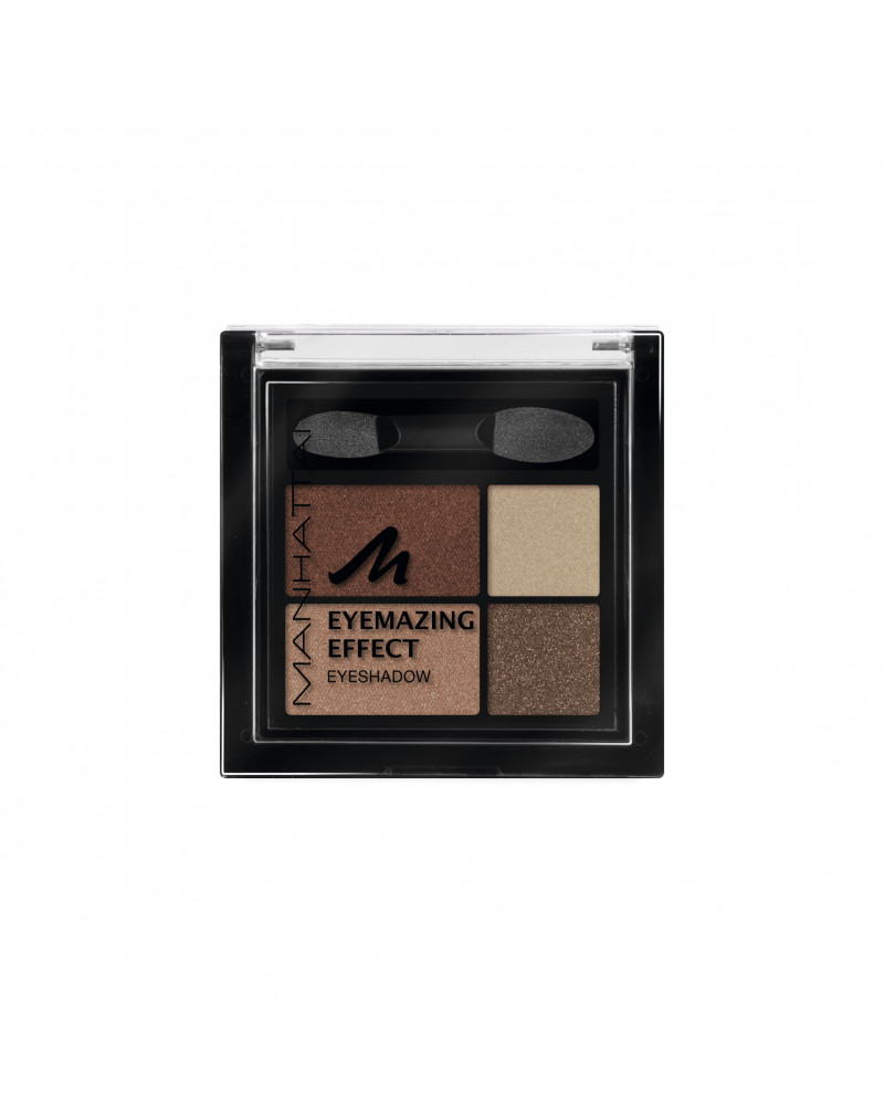 Lidschatten Eyemazing Effect Eyeshadow Brownie Break 95R Тени для век, 5 г