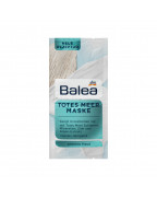 Balea Totes Meer Маска для лица с минералами мертвого моря минералами, цинком, экстрактом морских водорослей, 2 x 8 мл