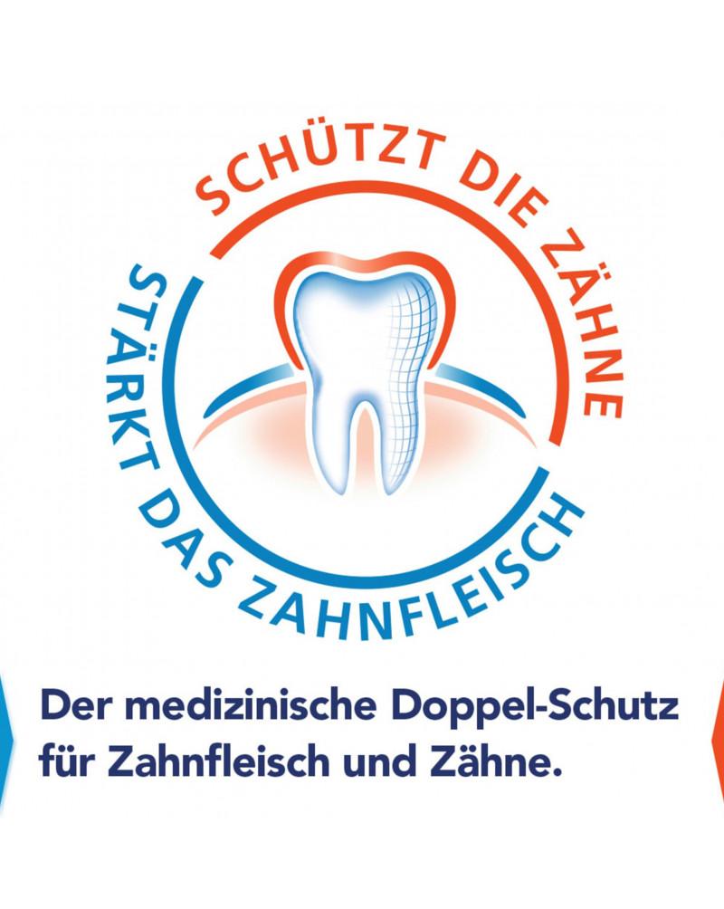 Zahnpasta aronal & elmex Mundhygiene-Set Зубная паста для гигиены полости рта (2 x 75 мл.), 150 мл.