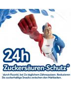 Zahnpasta Original Зубная паста защита от кариеса и проблем с деснами, 75 мл