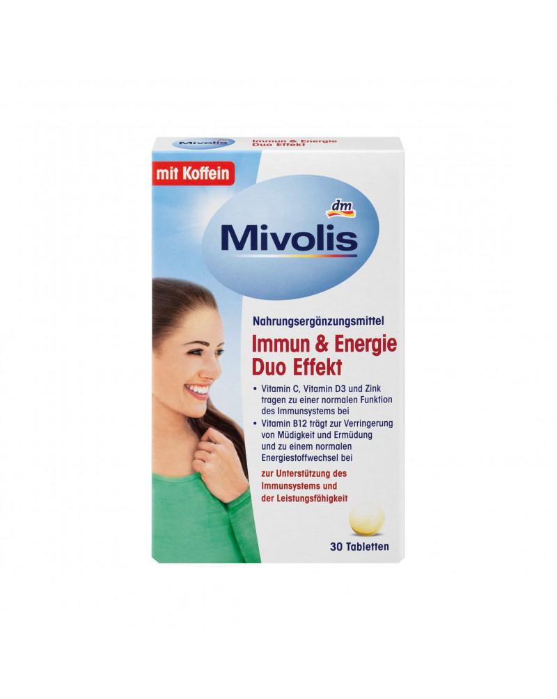 Immun & Energie Duo Effekt Иммунно-энергетический двойной эффект, 30 шт.