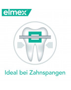 Zahnpasta sensitive sanftes weiss Отбеливающая зубная паста с фторидом амина для чувствительных зубов, 75 мл.