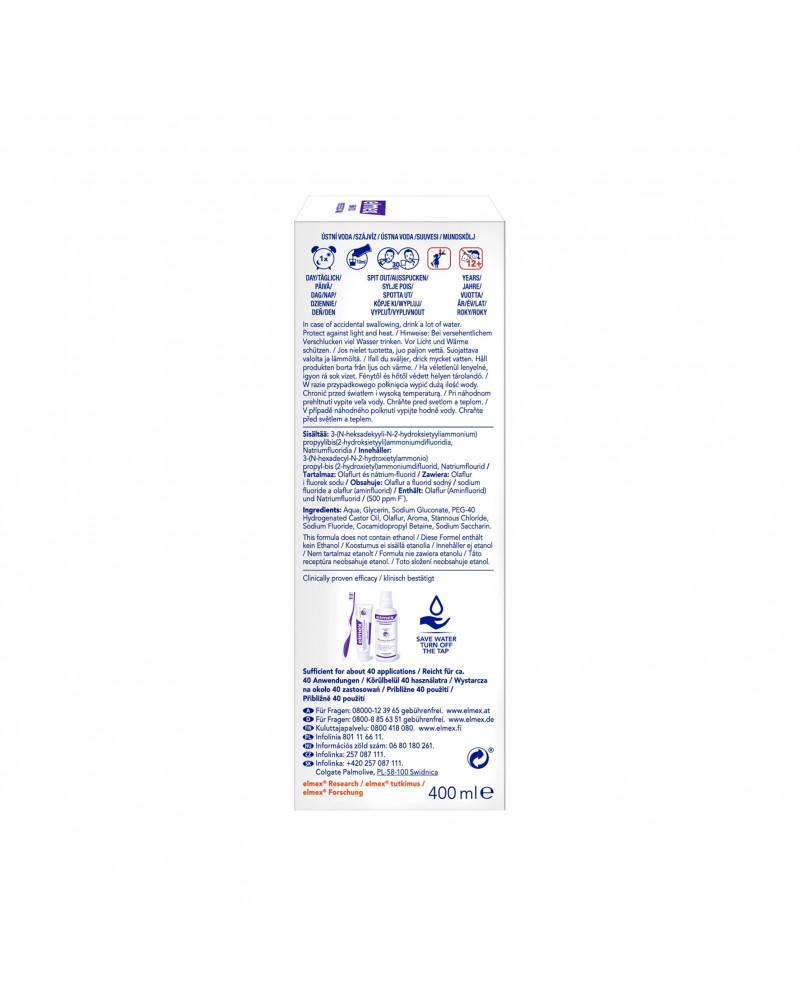 Mundspülung Zahnschmelzschutz Professional Ополаскиватель для полости рта для укрепления зубов и эмали, 400 мл.