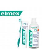 Mundspülung Sensitive Ополаскиватель для полости рта с фторидом амина для чувствительных зубов, 400 мл.