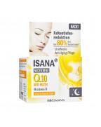 Q10 Anti-Falten Nachtcreme Ночной крем для лица с коэнзимом Q10 и маслом макадамии, 50 мл