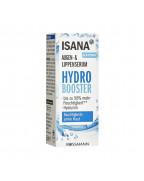 Hydro Booster Augen- & Lippenserum Сыворотка для глаз и губ с гиалуроновой кислотой, экстрактом аларии, маслом Ши и пантенолом, 15 мл