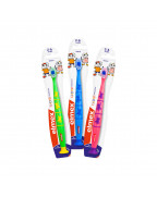 Zahnbürste Kinder weich, 2 bis 6 Jahre Зубная щетка для детей от 2 до 6 лет, мягкая, 1 шт.