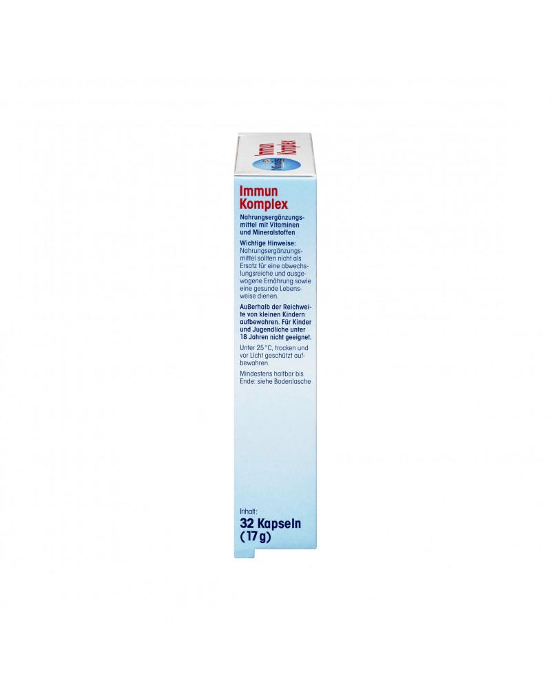 Mivolis Immun Komplex Kapseln Комплекс витаминов для поддержания иммунитета, 32 шт.