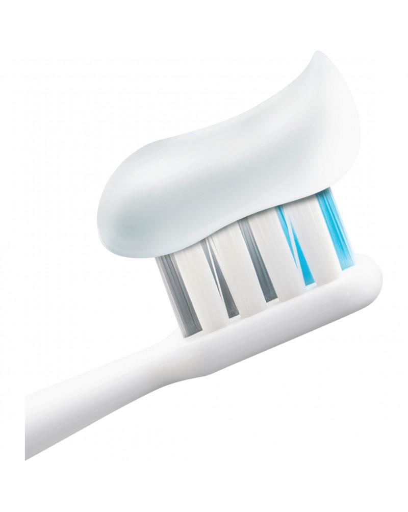 Zahnpasta Kinder Junior, 6 bis 12 Jahre Детская зубная паста для защиты от кариеса, 75 мл.