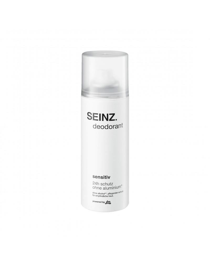 Deo Spray Deodorant sensitiv Дезодорант-антиперспирант с экстрактом хлореллы, березовых листьев, и маслом подсолнечника, 200 мл