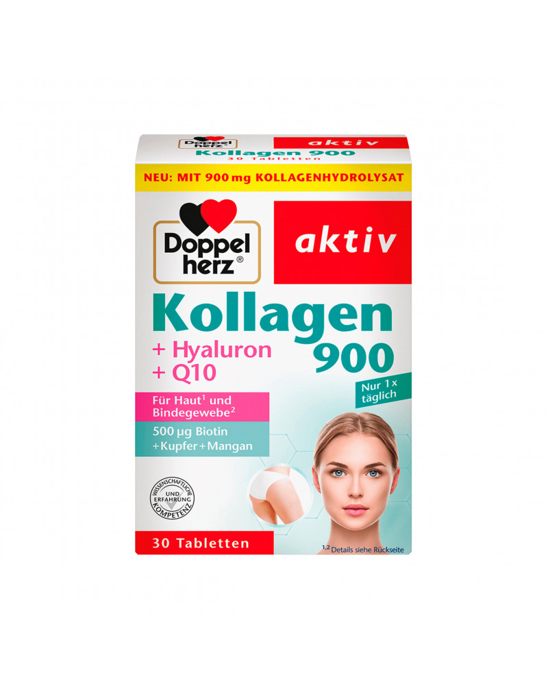 Kollagen Kapseln Капсулы с коллагеном, 30 штук, 36 гр.