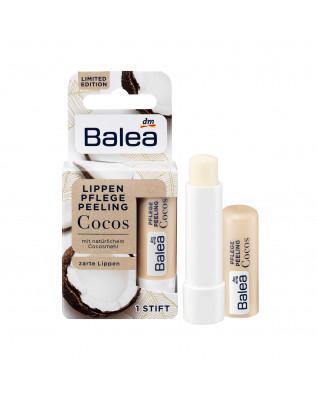 Lippenpflege Peeling Cocos Бальзам для губ с маслом Ши и кокосовой пудрой, 4,8 гр