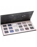 "Eyeshadow Palette 06 smokey shadows Палитра теней ""Smokey shadows"" №06, 1 шт"
