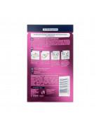 Augenpads Hydrogel Rosenwasser Гидрогелевые подушечки для глаз с розовой водой, 2 шт.