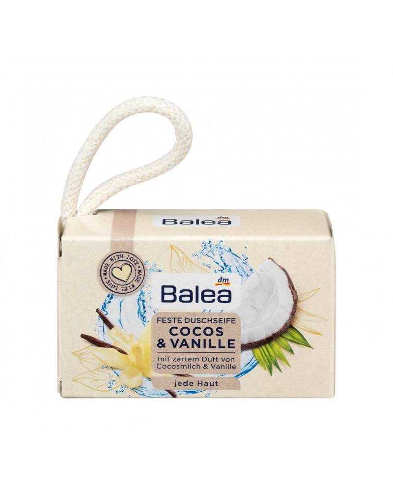 Feste Duschseife Vanille & Cocos Мыло для тела с кокосовым и оливковым маслом, 100 гр.