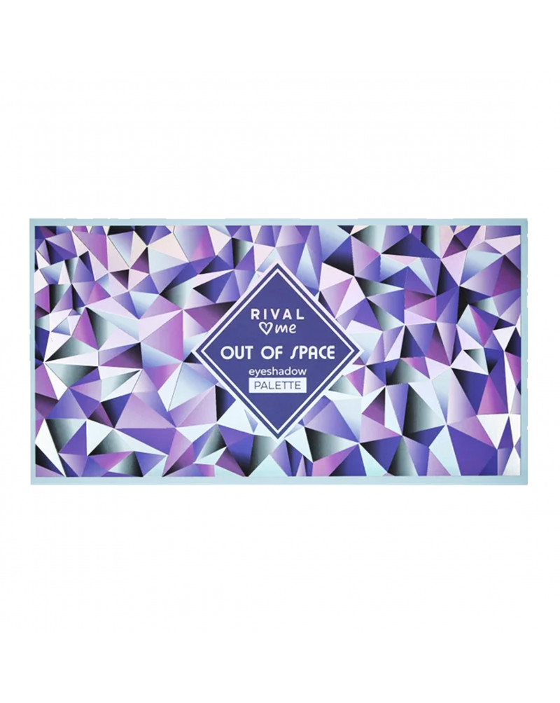 """Eyeshadow Palette 05 out of space Палитра теней """"Out of space"""" №05, 1 шт"""