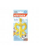 Baby Zahnbürste Зубная щетка и прорезыватель 2 в 1 для детей от 0 до 12 месяцев, мягкая, 1 шт.
