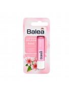 Lippenpflege Rosé Бальзам для губ мерцающий с маслом миндаля, Ши, жожоба, 4,8 гр