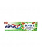 Zahncreme SENSES refreshing Wassermelone Зубная паста со вкусом арбуза, огурца и мяты, 75 мл