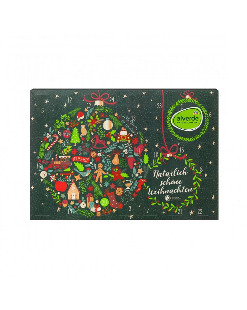 Adventskalender 2022 - natürlich schöne Weihnachten Адвент-календарь 2022 -  хорошего Рождества