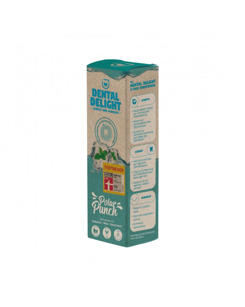 Zahnpasta Polar Punch Зубная паста со вкусом ледяной мяты, 75 мл