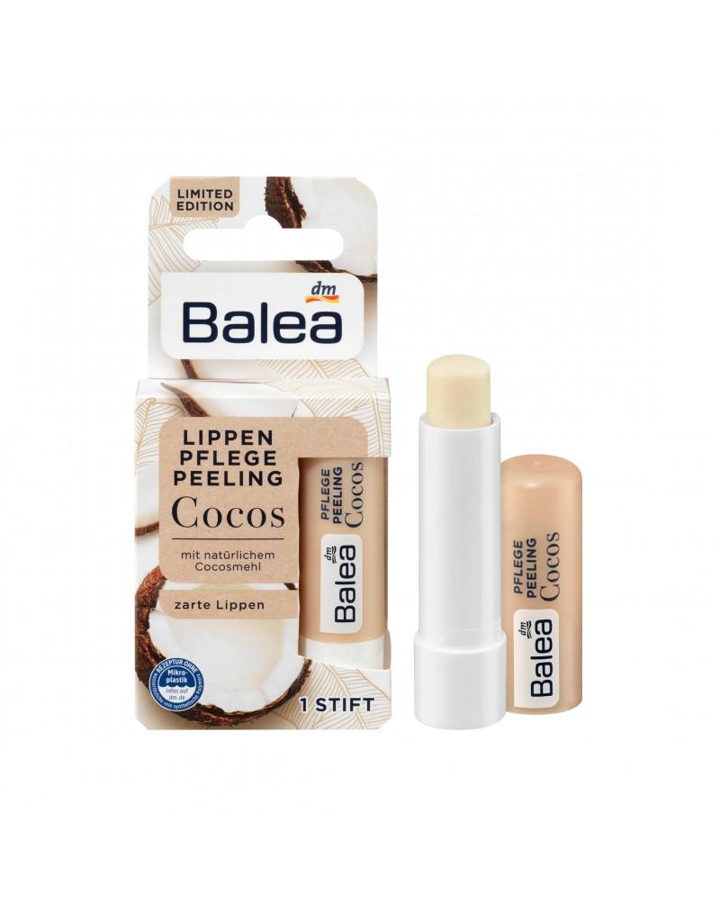 Lippenpflege Peeling Cocos Пилинг для губ с натуральной кокосовой мукой, 4,8 гр.