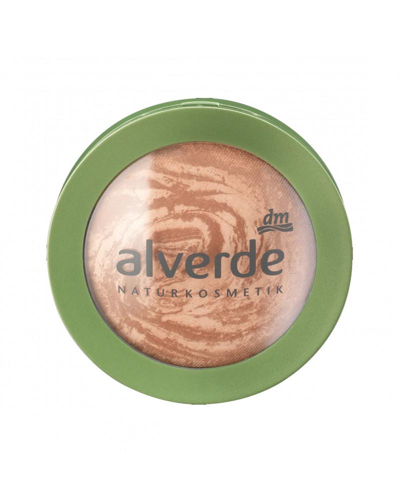 Powder duo bronzer 01 Soft Bronze Пудра бронзирующая с экстрактом розмарина, маслом макадамии и жожоба, 10 гр