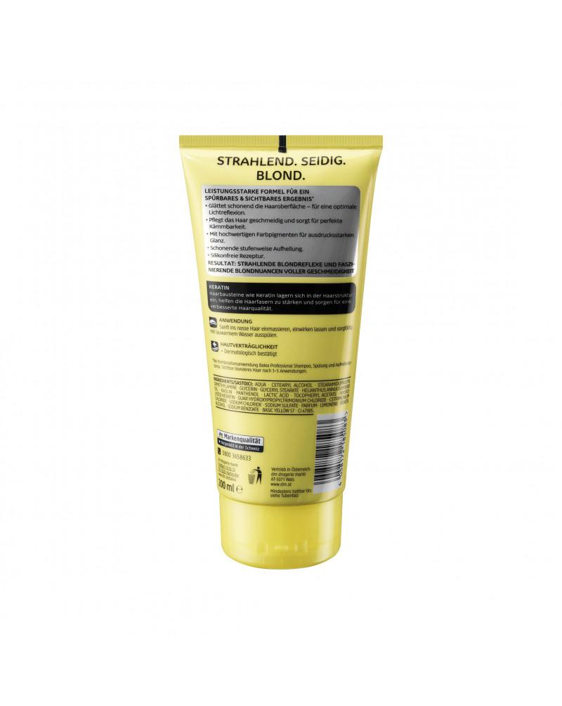Spülung More Blond Кондиционер для светлых волос с маслом подсолнечника и кератином, 200 мл
