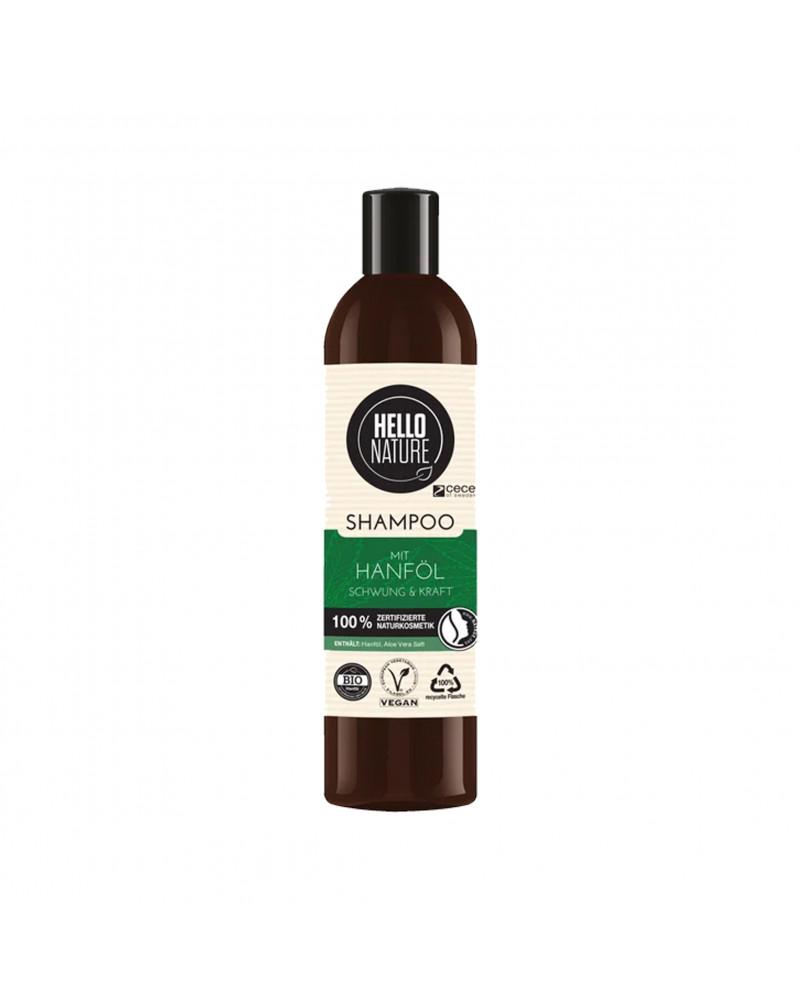 Shampoo Schwung & Kraft Укрепляющий и восстанавливающий шампунь для волос, с конопляным маслом, 300 мл