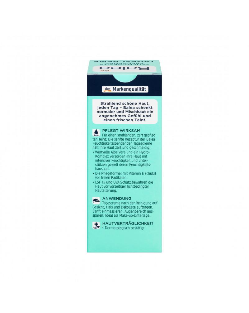 Tagescreme Feuchtigkeitsspendende Tagespflege Дневной увлажняющий крем с экстрактом алоэ вера и гидрокомплексом, 50 мл