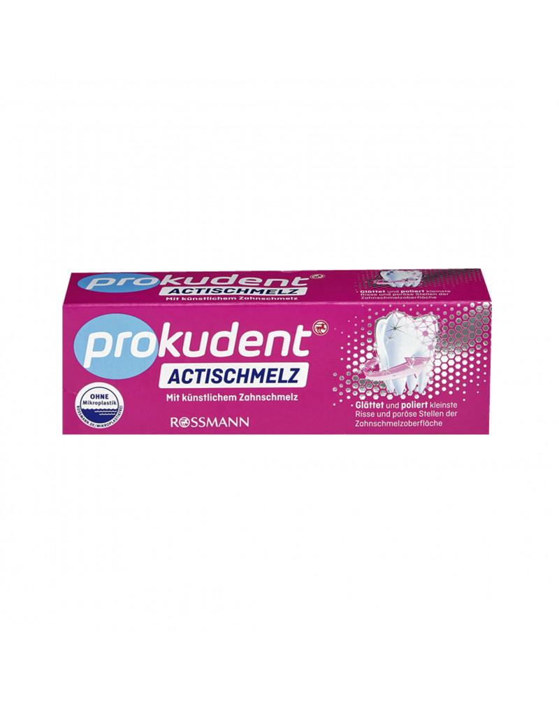Actischmelz Zahncreme Зубная паста для защиты от кариеса,75 мл.