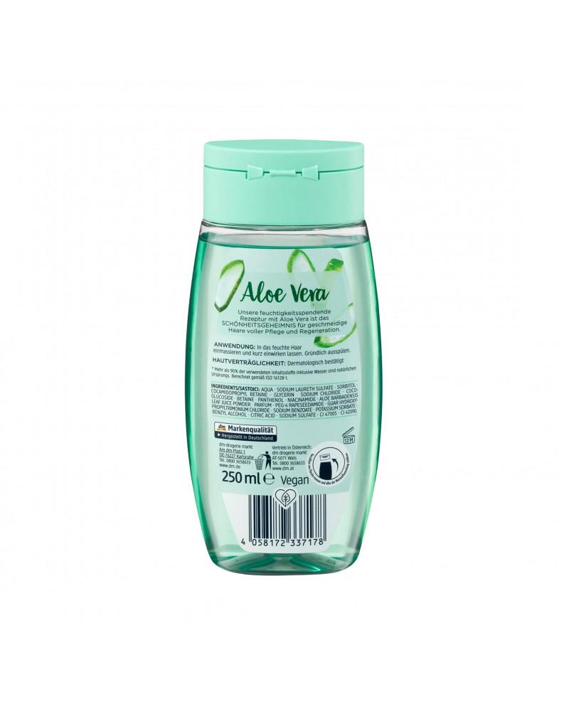 Schönheitsgeheimnisse Shampoo Aloe Vera Увлажняющий шампунь с Алое Вера, 250 мл