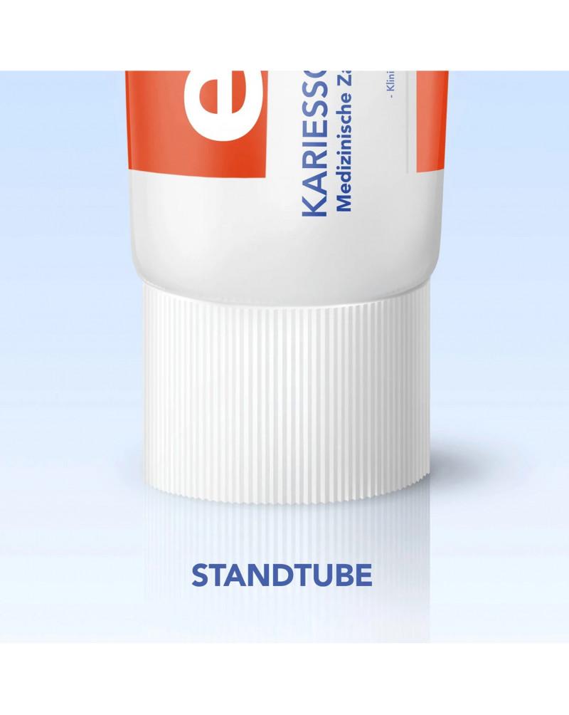Zahnpasta Kariesschutz professional Профессиональная зубная паста для защиты от кариеса, 75 мл.