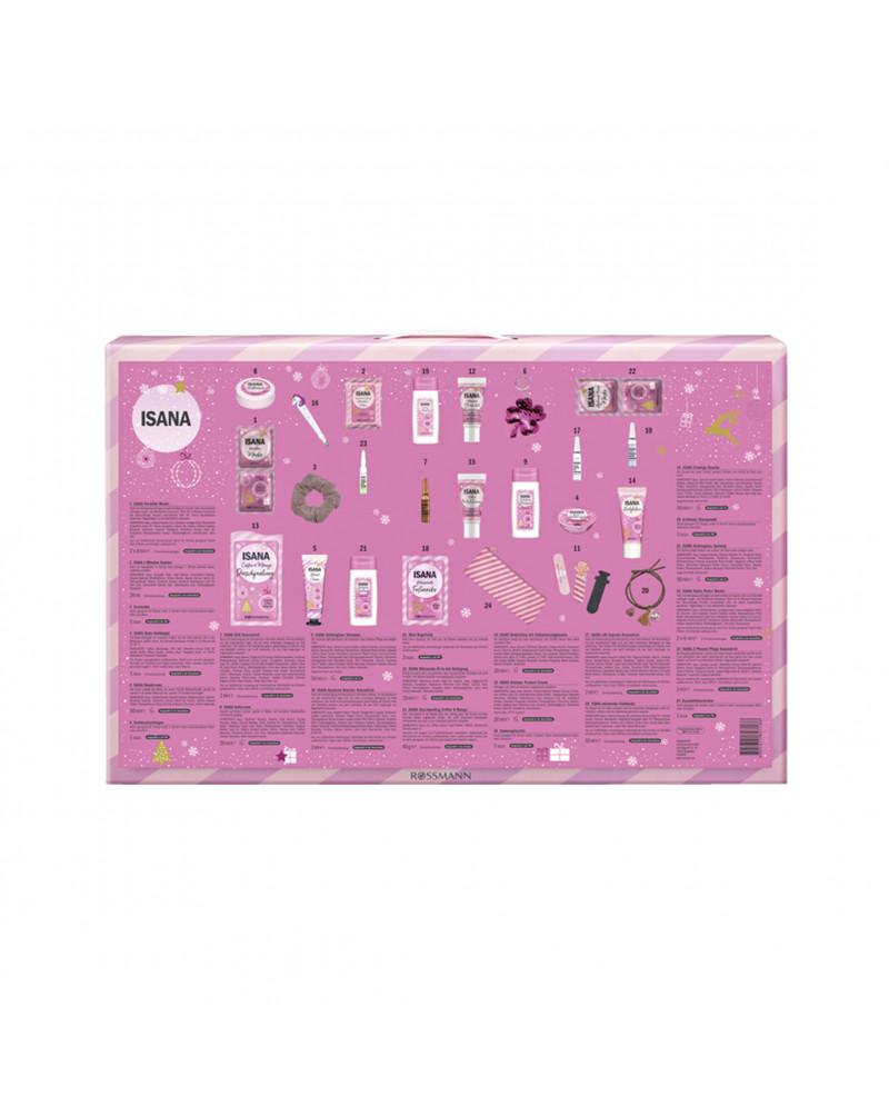 Adventskalender Адвент-календарь с эксклюзивными товарами от ISANA