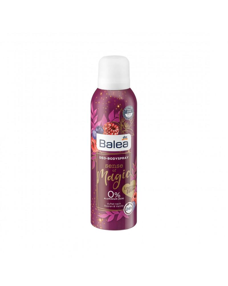Deospray Sense of Magic дезодорант-спрей с ароматом ягод и ванили, 200 мл.