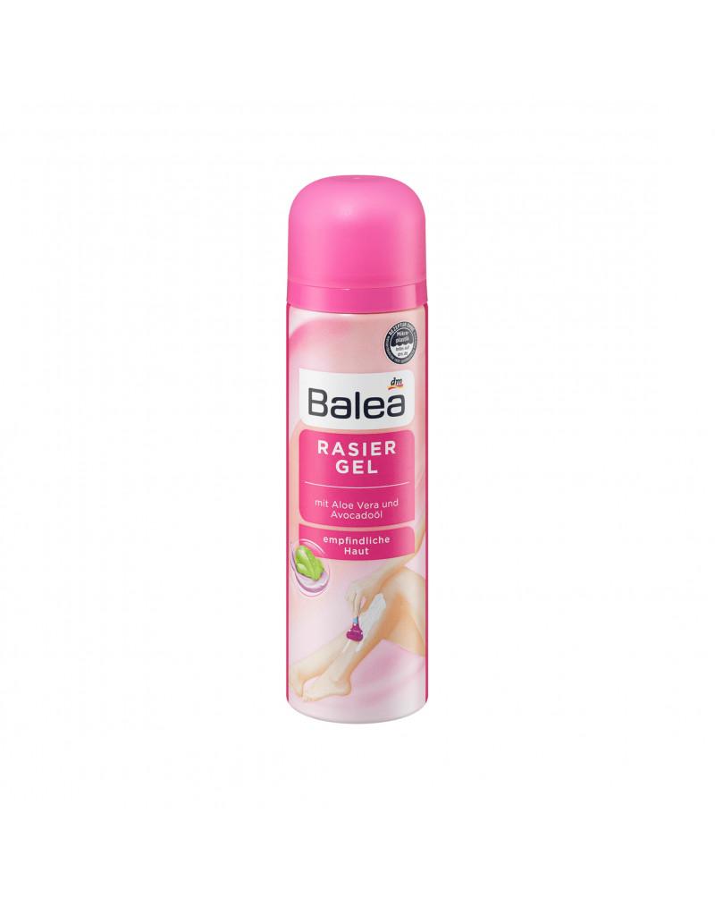 Rasiergel Aloe Vera Гель для бритья для чувствительной кожи с алоэ вера, 150 мл