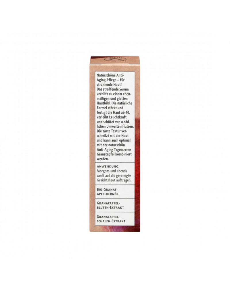 Serum naturschön Anti-Aging Granatapfel Антивозрастная сыворотка для лица с экстрактом граната, 30 мл.