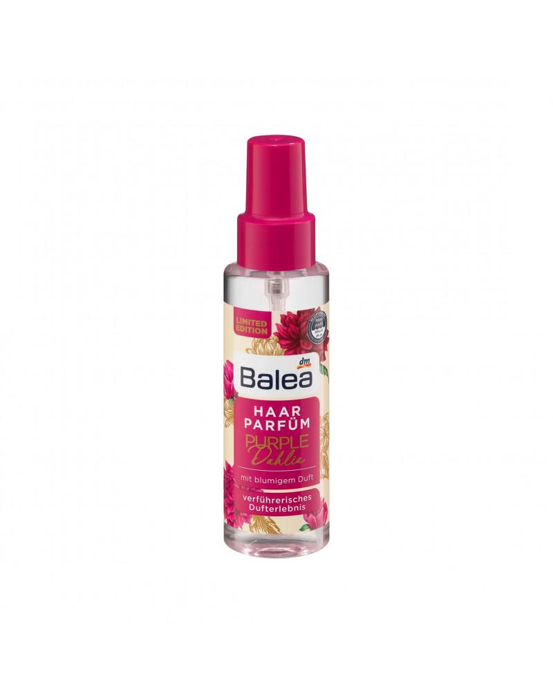 Haarparfüm Purple Dahlia Спрей для волос с ароматом георгина и роз, 100 мл.