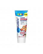 Kids Zahngel Erdbeergeschmack Зубной гель со вкусом клубники, с 0 до 6 лет, 75 мл