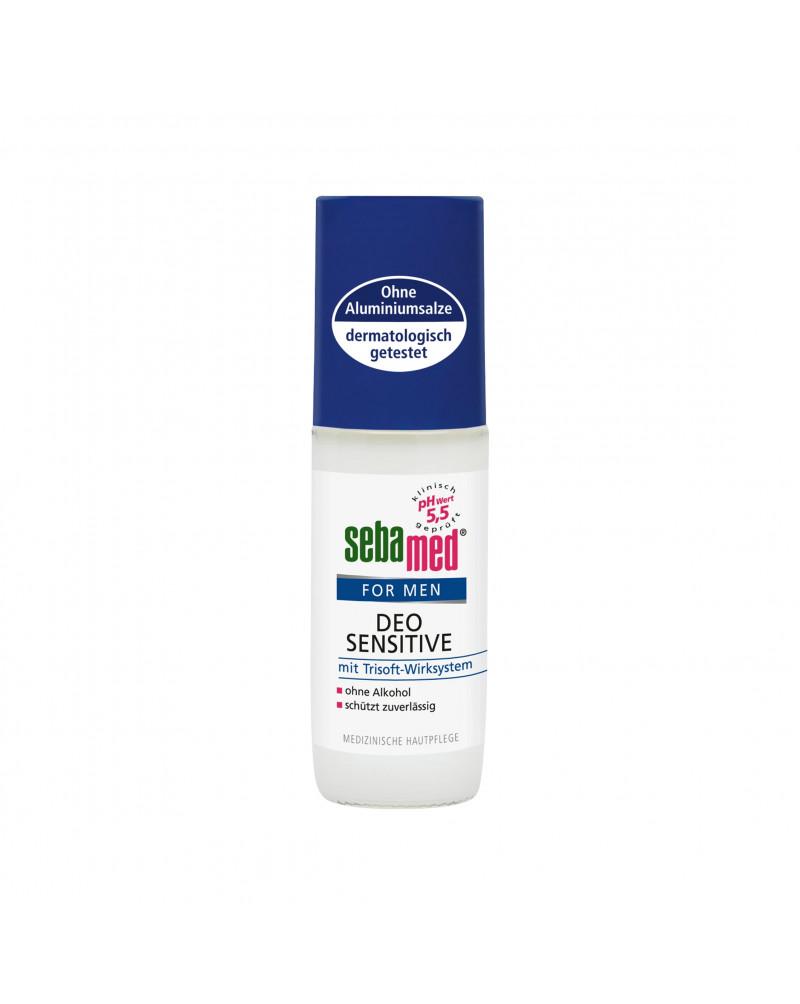 Deo Roll On sensitive for Men Шариковый дезодорант для чувствительной кожи, 50 мл.
