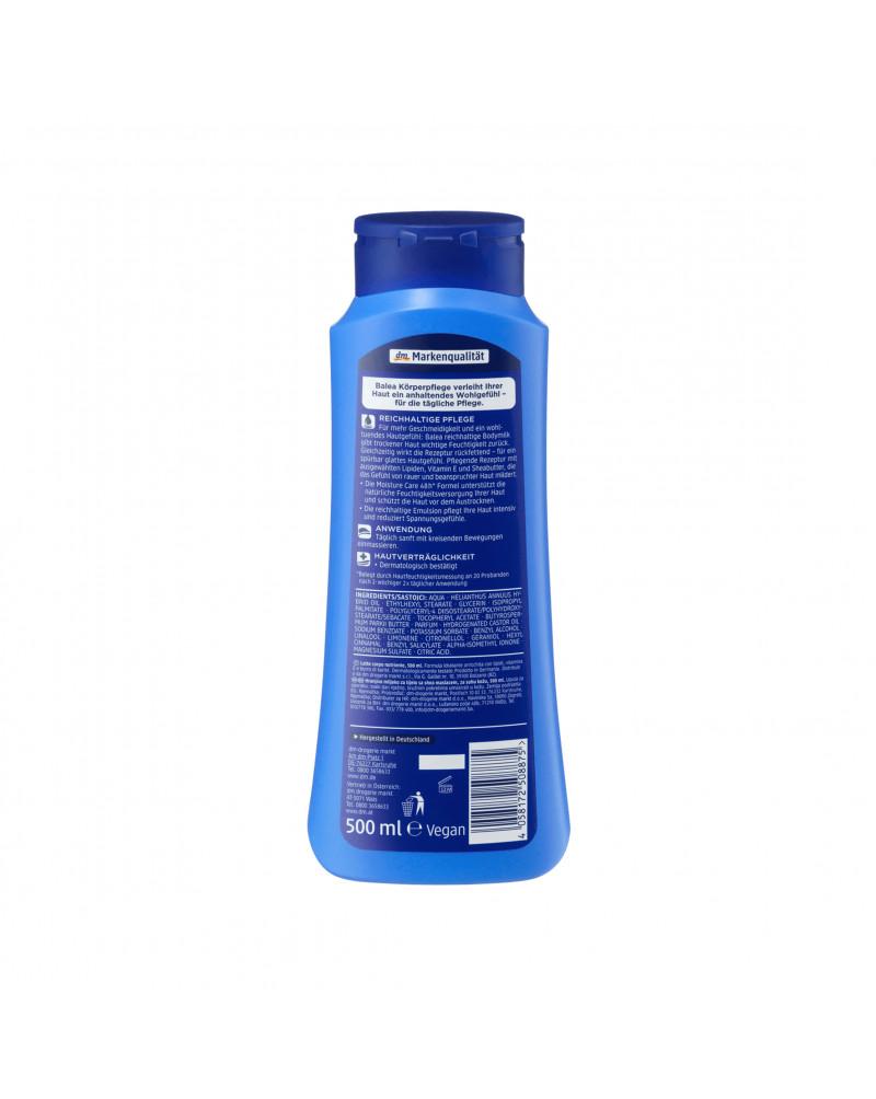 Körpermilch Reichhaltige Body Milk Молочко для тела с маслом ши и маслом подсолнечника, 500 мл